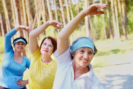 Safe and easy exercise alternatives for seniors