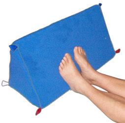 Footrest Bed Cradle