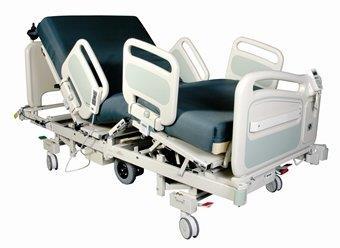 Patient Bed | Bari Rehab Platform2 Bed | Sizewise