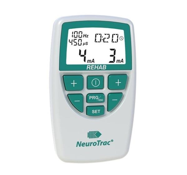 Digital Dual Channel TENS & EMS Unit | NeuroTrac™ Rehab