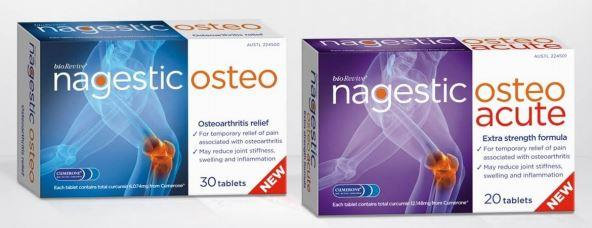 Arthritis Pain Relief | Nagestic Osteo