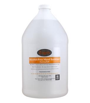 Alcohol-Free Foam Hand Sanitisers | Zogics