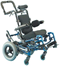 Paediatric Wheelchair | Invacare Spree GT Tilt N Space Fixed Frame