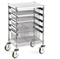Rapini Sliding Basket Trolley Small R2701