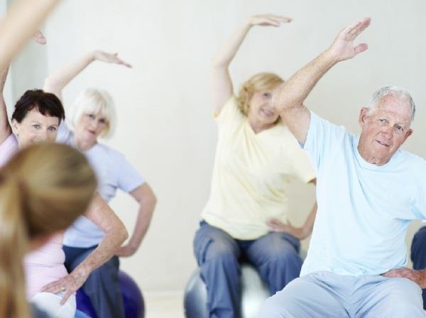 Aidapt Australia's four stretches to slow down osteoarthritis