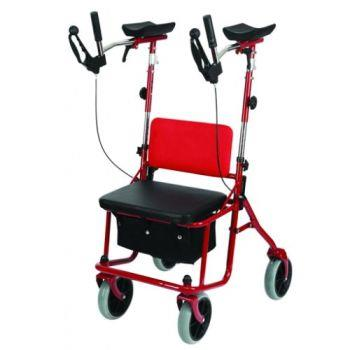 Forearm Support Walker with Bag | M FSWB2