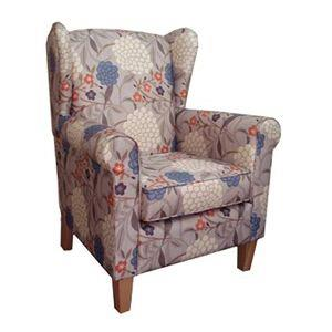 Lounge Chair | The Beaconsfield - Wingback Chair