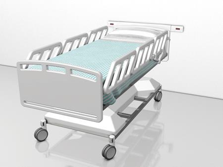 Hospital Bed Monitor   INVISA-BEAM®
