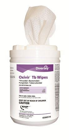 Hospital Grade Disinfectant | Oxivir® | Tb Wipes
