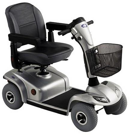 8kph 4 Wheel Mobility Scooter | Invacare® Leo