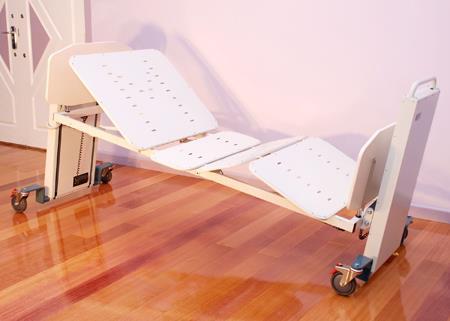 Floor Level Bed   Mac-2