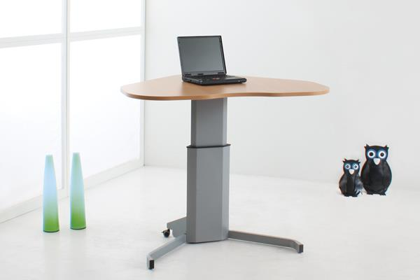 Electric Height Adjustable Desks   ConSet 501-7