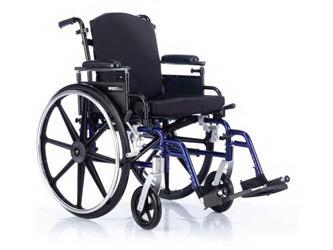 "Wheelchair Manual Folding ""Breezy Ultra 4"" 16x16"