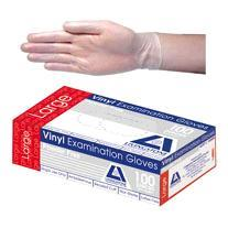 Livingstone Vinyl Gloves (Powder Free)
