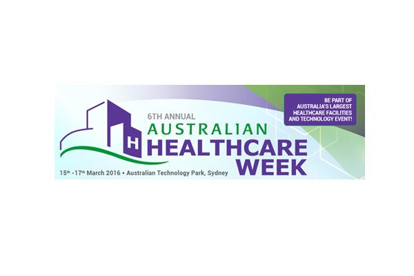 Australian Healthcare Week 2016